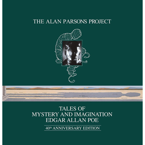 Tales Of Mystery & Imagination: Edgar Allan Poe - 40th Anniversary Edition (3CD + 2LP + Blu-ray A)