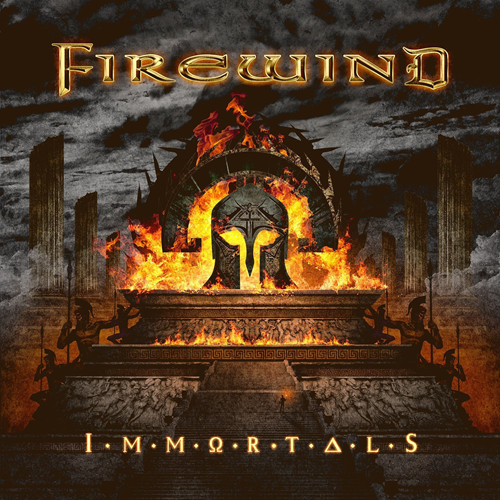 Immortals - Deluxe Edition (CD)