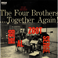 The Four Brothers...Together Again! (CD)