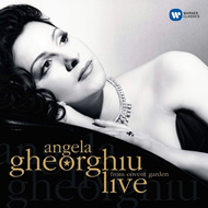Angela Gheorghiu - Live From Covent Garden (CD)