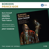 Produktbilde for Borodin: Prince Igor (2CD)