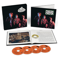 Fresh Cream - Super Deluxe Edition (3CD + Blu-ray A)