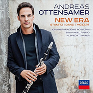 Produktbilde for Andreas Ottensamer - New Era (CD)