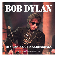 The Unplugged Rehearsals (CD)