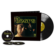 The Doors - 50th Anniversary Deluxe Edition (3CD + VINYL)