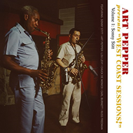 "Art Pepper Presents ""West Coast Sessions!"" Volume 1: Sonny Stitt (2CD)"
