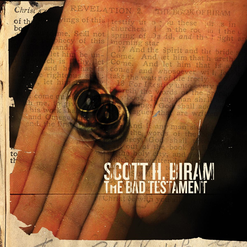 The Bad Testament (CD)