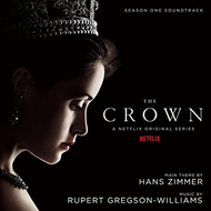 The Crown - Season One Soundtrack (CD)