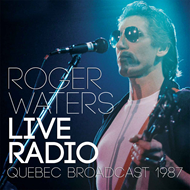 Live Radio - Quebec Broadcast 1987 (CD)