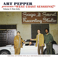 "Art Pepper Presents ""West Coast Session!"" Volume 2: Pete Jolly (CD)"
