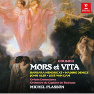 Produktbilde for Gounod: Mors Et Vita (2CD)