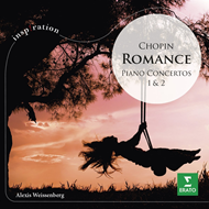 Chopin: Romance - Piano Concertos 1 & 2 (CD)