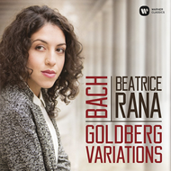 Produktbilde for Beatrice Rana - Bach: Goldberg Variations, BWV 988 (CD)