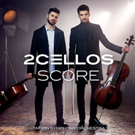 2cellos - Score (CD)