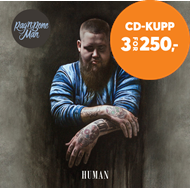 Produktbilde for Human (CD)