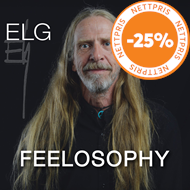 Produktbilde for Feelosophy (CD)