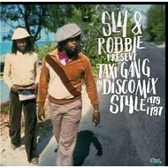 Produktbilde for Sly & Robbie Present Taxi Gang In Discomix Style 1978-1987 (USA-import) (CD)