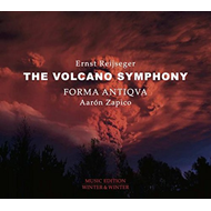 Produktbilde for The Volcano Symphony (CD)
