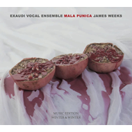 Weeks: Male Punica (CD)