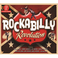 Rockabilly Revolution - The Absolutely Essential Collection (3CD)