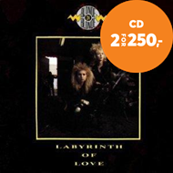 Produktbilde for Labyrinth Of Love (CD)