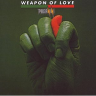 Weapon Of Love (CD)