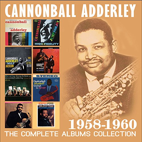 The Complete Albums Collection 1958-1960 (4CD)