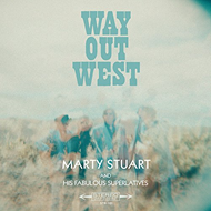 Produktbilde for Way Out West (CD)