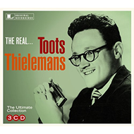 The Real...Toots Thielemans (3CD)