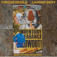 Laughs Best: The Kids Eat It Up - Best Of Circus Devils (CD + DVD)