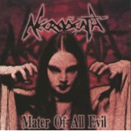 Mater Of All Evil (CD)