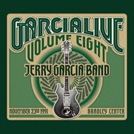Garcialive Volume Eight: November 23rd, 1991 Bradley Center (2CD)