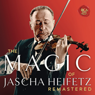 The Magic Of Jascha Heifetz (3CD)