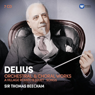 Delius: Orchestral & Choral Works (7CD)