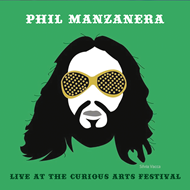 Live At The Curious Arts Festival (CD)