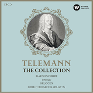 Telemann: The Collection (13CD)