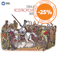 Produktbilde for Mstislav Rostropovich - R. Strauss: Don Quixote (CD)