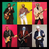 What's So Funny About Peace Love And Los Straitjackets (CD)