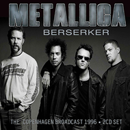 Berserker - The Copenhagen Broadcast 1996 (2CD)