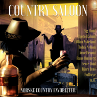 Country Saloon - Norske Country Favoritter (CD)