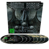 Forces Of The Northern Night - Collector's Earbook Edition (4CD + 2DVD + 2 Blu-ray)