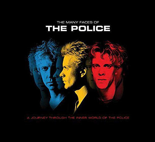 The Many Faces Of The Police (3CD)