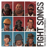 Fight Songs: The Music Of Team Fortress 2 (CD)