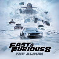 Fast & Furious 8: The Album (CD)