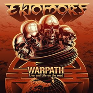 Warpath - Live And Life On The Road (CD + DVD)