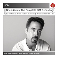 Brian Asawa - The Complete Rca Recordings (5CD)