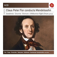 Claus Peter Flor Conducts Mendelssohn (6CD)
