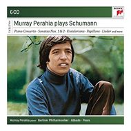 Murray Perahia Plays Schumann (6CD)