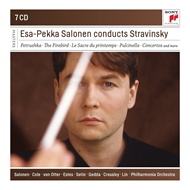 Esa-Pekka Salonen Conducts Stravinsky (7CD)
