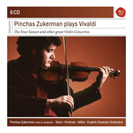 Pinchas Zukerman Plays Vivaldi (6CD)